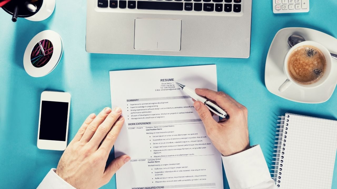 Image for TitanHouse Article 'How to Write a Sales Resume'