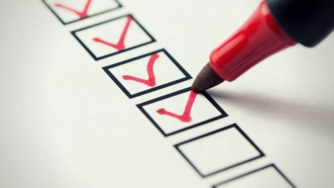 """checklist image for titanhouse blog article titled """"Don't Go Into the Sales Interview Without This Quick Checklist"""""""
